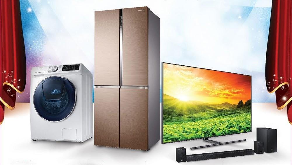 appliances needed